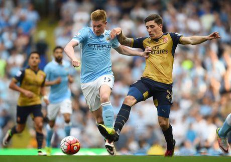 23 gio hom nay, TRUC TIEP Man City - Arsenal - Anh 1