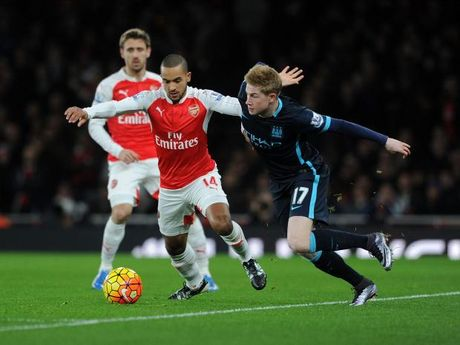 23h truc tiep Manchester City - Arsenal: Dai chien truoc Giang sinh - Anh 1