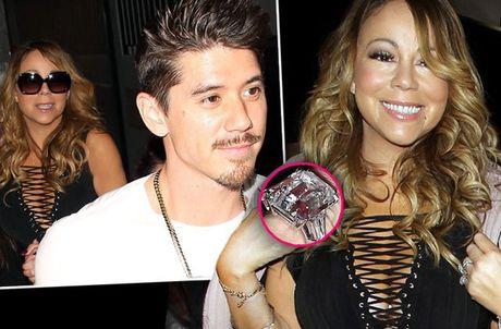 Mariah Carey nhan loi cau hon cua vu cong kem 13 tuoi? - Anh 1