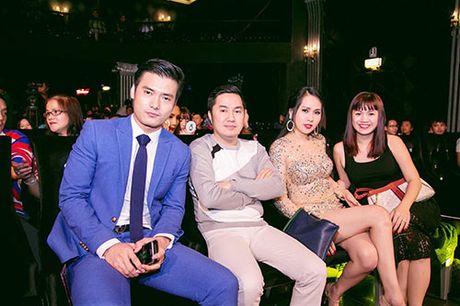 """Gai nhay"" Minh Thu dep doi, goi cam ben Nam vuong Pham Xuan Hien - Anh 3"