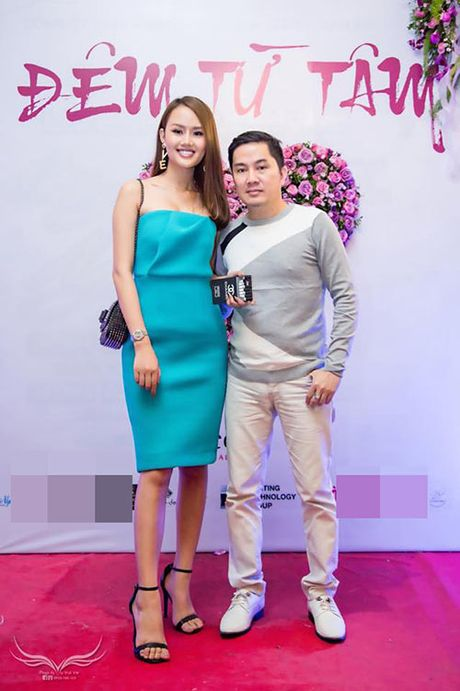 """Gai nhay"" Minh Thu dep doi, goi cam ben Nam vuong Pham Xuan Hien - Anh 7"