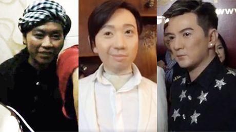 Tran Thanh, An Nguy gay nao loan duong pho khi nhay flashmob cung fans - Anh 4