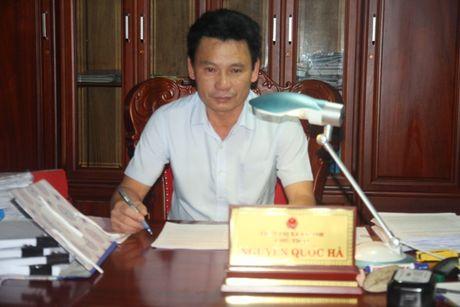 Ha Tinh: Chan chinh tinh trang rac 'bua vay' Khu kinh te Vung Ang - Anh 3