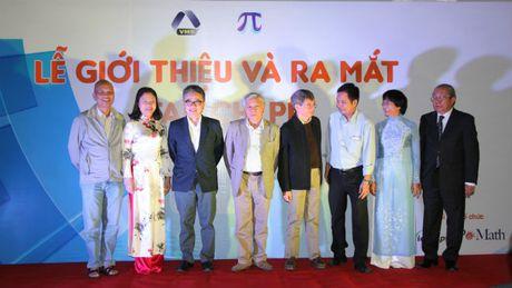 GS Ngo Bao Chau lam Pho Tong Bien tap tap chi Pi - Anh 8