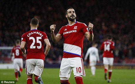 Middlesbrough - Swansea: Cuu sao Man City toa sang - Anh 1