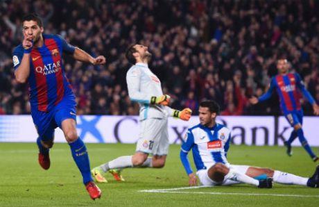 Chi tiet Barcelona - Espanyol: Chien thang xung dang - Anh 5