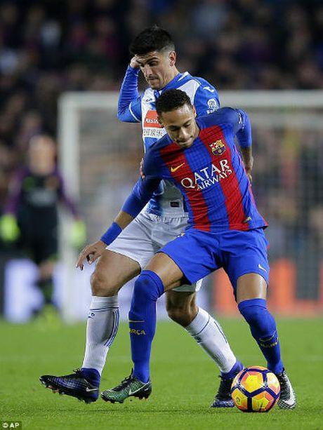 Chi tiet Barcelona - Espanyol: Chien thang xung dang - Anh 7