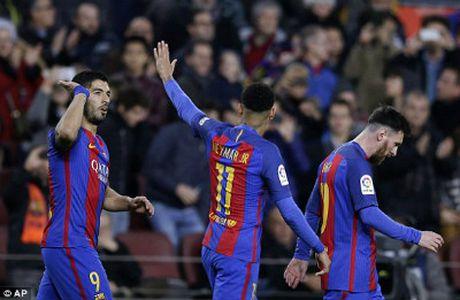 Chi tiet Barcelona - Espanyol: Chien thang xung dang - Anh 8