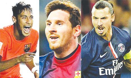 Messi duoc tim kiem nhieu nhat o My nam 2016 - Anh 1