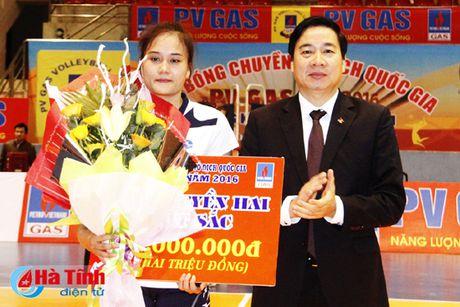 Ngan hang Cong thuong doat Cup vo dich bong chuyen nu PV Gas 2016 - Anh 22