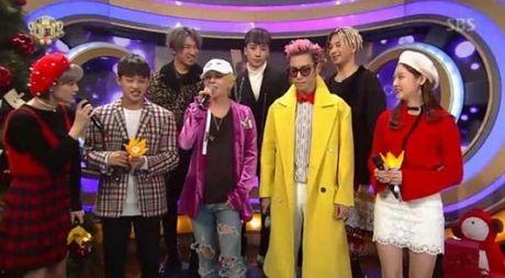 Big Bang duoc khen hat 'hay nhu nuot dia' tren san khau dau tien sau comeback - Anh 2