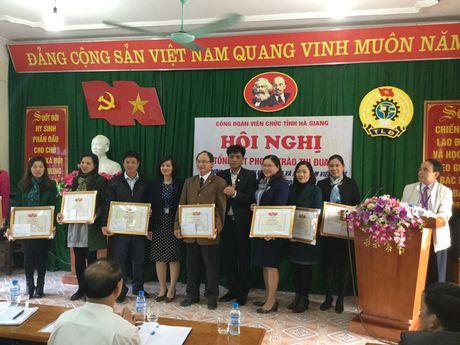 CD Vien chuc tinh Ha Giang: Ngay lam viec 8 gio chat luong, hieu qua - Anh 1