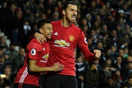 """Mourinho: """"Ibrahimovic da chung to anh la mot sieu nhan"""" - Anh 1"""