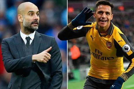 Guardiola danh tieng xin loi Sanchez truoc khi tai ngo - Anh 1