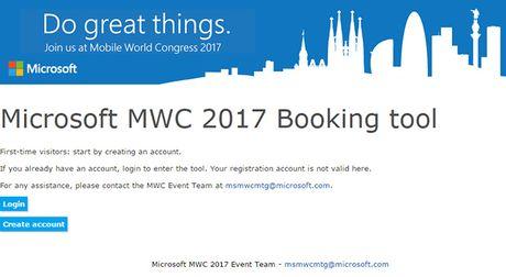 Microsoft ky vong dieu gi tai su kien MWC 2017? - Anh 2