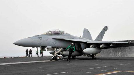 Hai quan My tam ngung hoat dong toan bo may bay F/A-18, E/A-18 - Anh 1