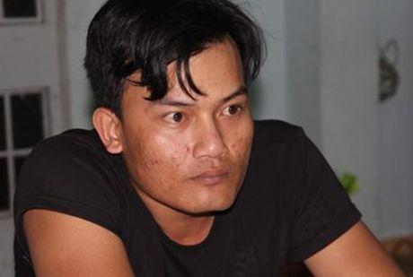 Bang cuop tiem vang o Tay Ninh bi bat - Anh 1