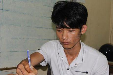 Bang cuop tiem vang o Tay Ninh bi bat - Anh 2