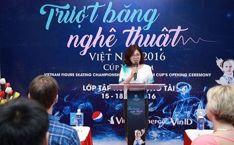 Khoi dong giai truot bang nghe thuat Viet Nam 2016 - cup Vincom - Anh 1