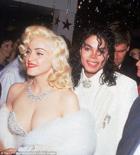 Bi mat cuoc tinh dang do giua Madonna va Michael Jackson - Anh 1
