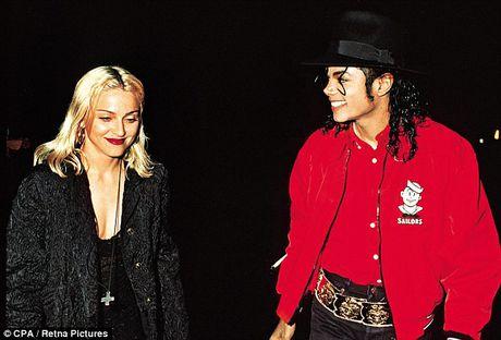 Bi mat cuoc tinh dang do giua Madonna va Michael Jackson - Anh 2