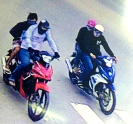 Hai trong bon nghi can cuop tiem vang o Tay Ninh da bi bat - Anh 1