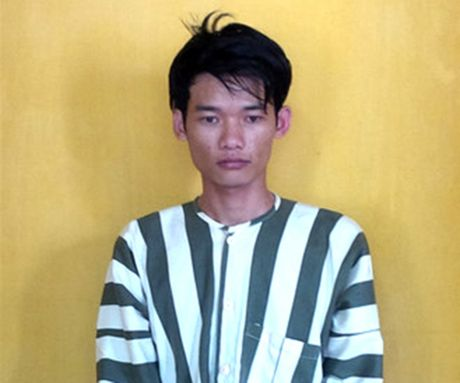 Hai trong bon nghi can cuop tiem vang o Tay Ninh da bi bat - Anh 2