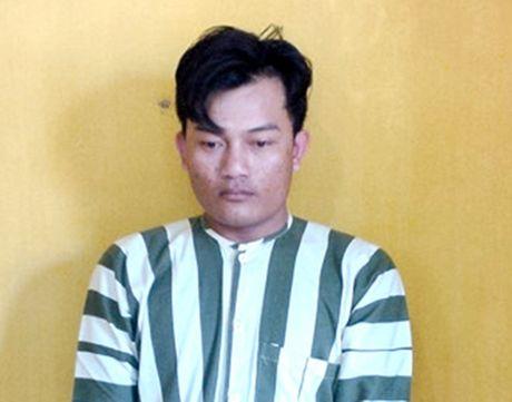 Hai trong bon nghi can cuop tiem vang o Tay Ninh da bi bat - Anh 3