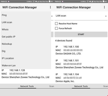 2 buoc xem lai mat khau Wi-Fi tren smartphone - Anh 4