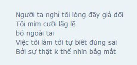 Nguon goc bai tho 'noi ho' Ngoc Trinh ve chuyen yeu Hoang Kieu - Anh 2
