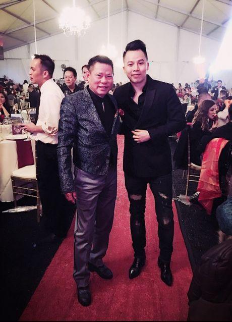 Chan dung con trai ty phu Hoang Kieu xem Ngoc Trinh la me - Anh 12