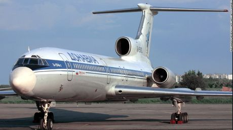 Tai nan Tu-154: Van den am chiec may bay tot bac nhat cua Nga - Anh 1
