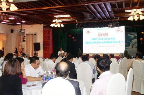 Festival lan VI o Quang Nam: Hanh trinh ket noi di san - Anh 1