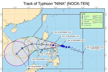 Hinh anh sieu bao Nock-ten tan pha Philippines - Anh 2