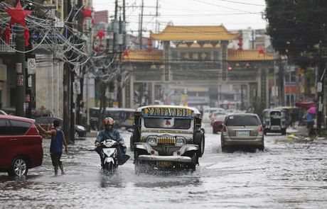 Hinh anh sieu bao Nock-ten tan pha Philippines - Anh 5