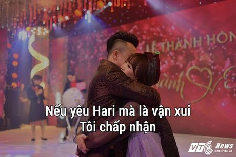Ngon tinh co tich va triet ly tinh yeu Tran Thanh danh cho Hari Won - Anh 3