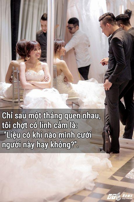 Ngon tinh co tich va triet ly tinh yeu Tran Thanh danh cho Hari Won - Anh 4