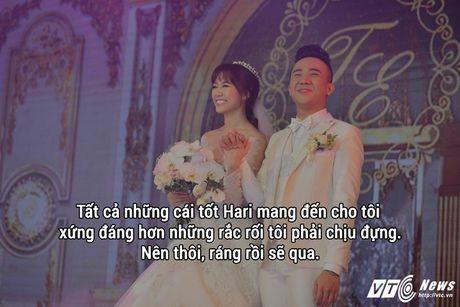 Ngon tinh co tich va triet ly tinh yeu Tran Thanh danh cho Hari Won - Anh 5