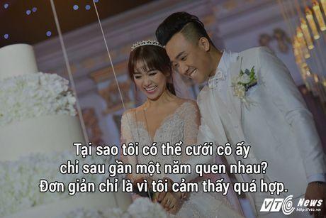 Ngon tinh co tich va triet ly tinh yeu Tran Thanh danh cho Hari Won - Anh 6
