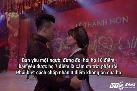 Ngon tinh co tich va triet ly tinh yeu Tran Thanh danh cho Hari Won - Anh 7
