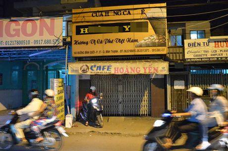 Truy xet doi tuong dam guc nam thanh nien trong quan ca phe - Anh 1