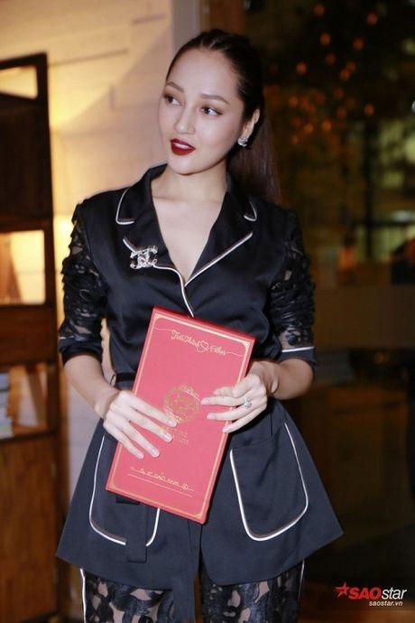 Toc Tien, Bao Anh va Xuan Lan dong loat dien vay Chanel trong dam cuoi Tran Thanh - Anh 2