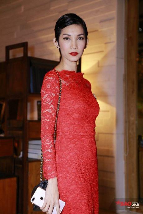 Toc Tien, Bao Anh va Xuan Lan dong loat dien vay Chanel trong dam cuoi Tran Thanh - Anh 3