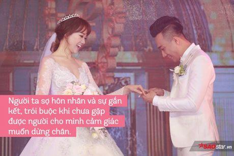 Tran Thanh - Hari Won: Tu tinh yeu bi du luan hat hui cho den mot cai ket duoc goi la vien man - Anh 2