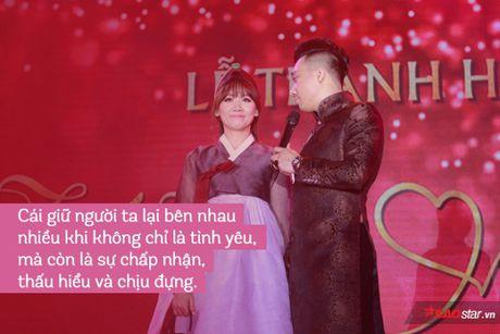 Tran Thanh - Hari Won: Tu tinh yeu bi du luan hat hui cho den mot cai ket duoc goi la vien man - Anh 3