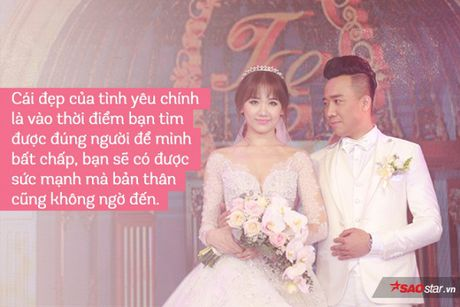 Tran Thanh - Hari Won: Tu tinh yeu bi du luan hat hui cho den mot cai ket duoc goi la vien man - Anh 4