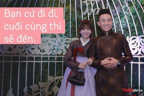 Tran Thanh - Hari Won: Tu tinh yeu bi du luan hat hui cho den mot cai ket duoc goi la vien man - Anh 5