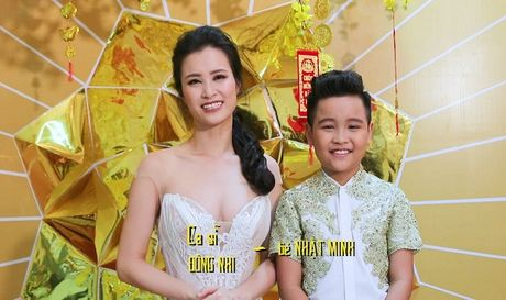Noo Phuoc Thinh, Dong Nhi cung dan sao tai ngo khan gia dip nam moi 2017 - Anh 2