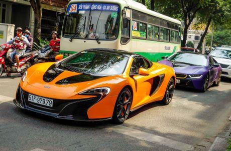 Sieu xe Minh Nhua, Cuong Do La, Phan Thanh cung xuong pho - Anh 7