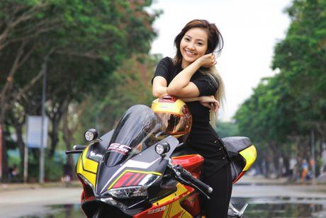 Nu biker 9X Sai Gon dam me Iron Man - Anh 8